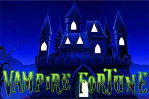 Free online game Vampire Fortune