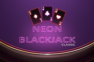 Neon BlackJack