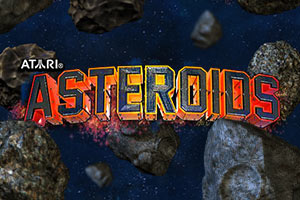 Asteroids Scratch